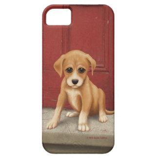 Sad Puppy iPhone 5 Covers