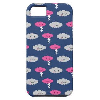 """Sad Rain Clouds"" iPhone 5/5S Vibe Case Tough iPhone 5 Case"