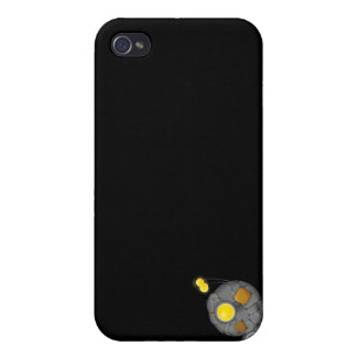 Sad Robot is Sad Speck Iphone 4/4S Case