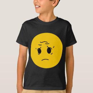 sad smiley T-Shirt
