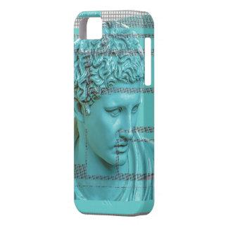 Sad Statue - Modern Dreamers LLC. iPhone 5 Covers