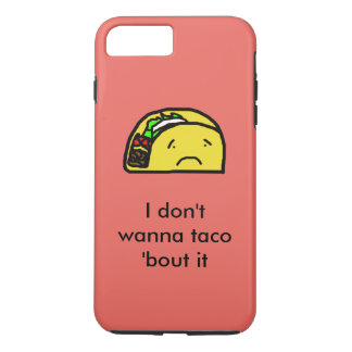 Sad Taco Phone Case