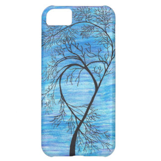 Sad Tree iPhone 5C Cases
