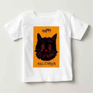Sad Unhappy Frown Glum Gloomy Down Black Cat Shirts