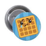 Sad Waffle Buttons