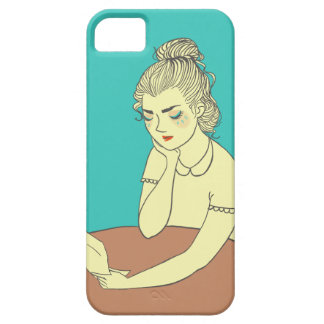 Sad Words iPhone 5 Cover