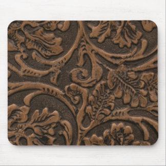 Saddle Leather Mouse Mat