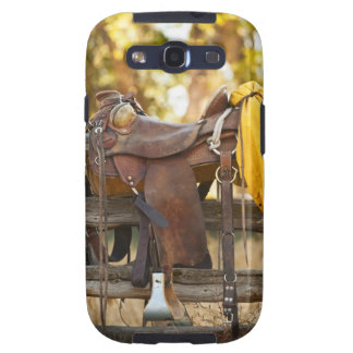 Saddle on fence galaxy s3 covers