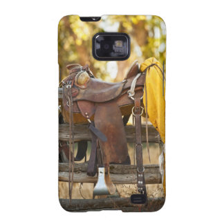 Saddle on fence galaxy SII cover