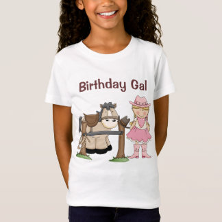 Saddle Up Birthday Shirt