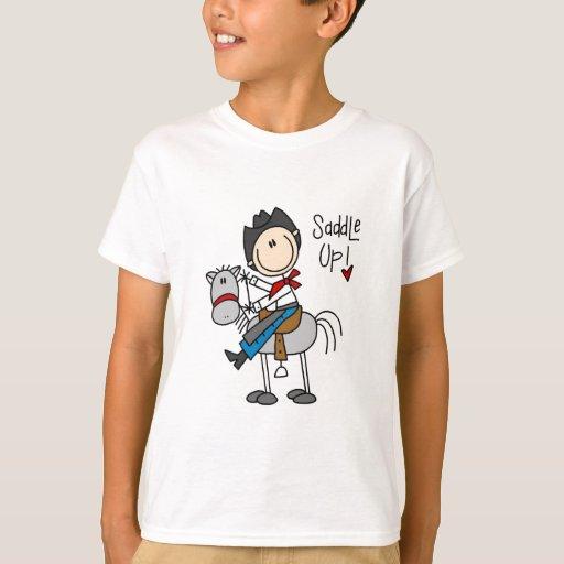 Saddle Up Cowboy Tshirts and Gifts