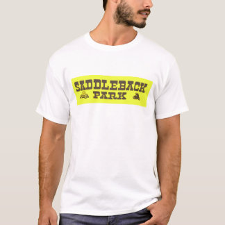 Saddleback Park Vintage Motorcycle T-Shirt