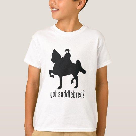 Saddlebred T-Shirt