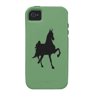 Saddlebred Vibe iPhone 4 Covers