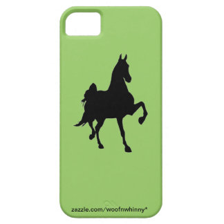 Saddlebreds Barely There iPhone 5 Case
