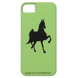 Saddlebreds iPhone 5 Cases