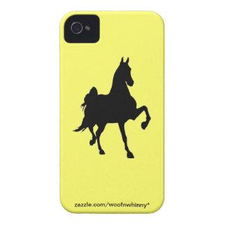 Saddlebreds Case-Mate iPhone 4 Case