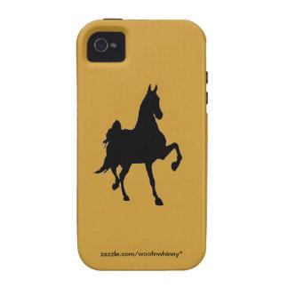 Saddlebreds iPhone 4/4S Case