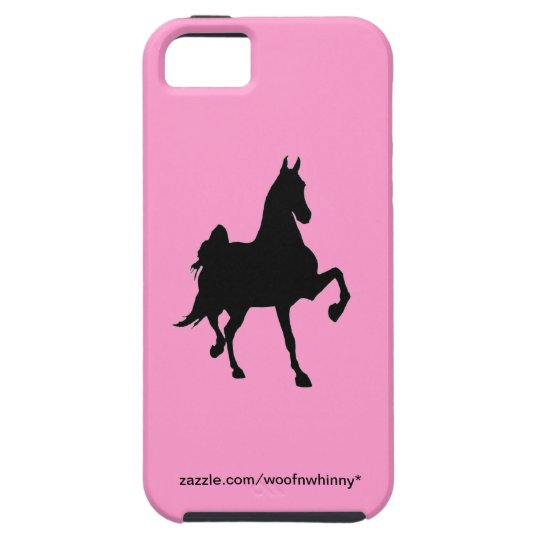 Saddlebreds iPhone 5 Covers