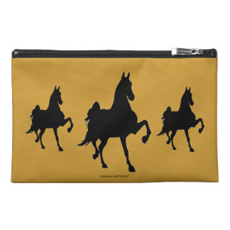 Saddlebreds on Parade Travel Accessories Bag