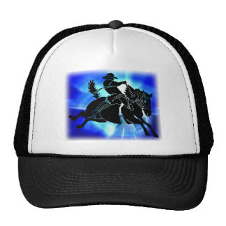 Saddlebronc 202 mesh hat