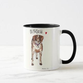 Sade on a mug