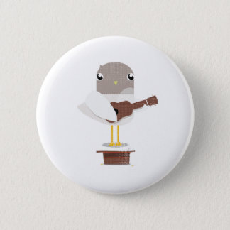 Sadie Seagull Big Beach Busk badge