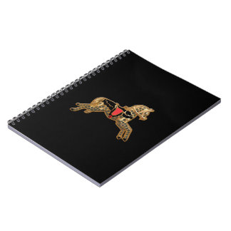 Sadie Spotted Horse Notebooks