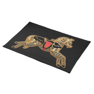 Sadie Spotted Horse Placemat