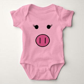 Sadie the Pink Pig T Shirts