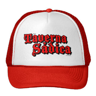 Sadistic tavern mesh hats