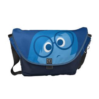 Sadness Commuter Bags