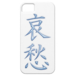 Sadness - Grief iPhone 5 Cover