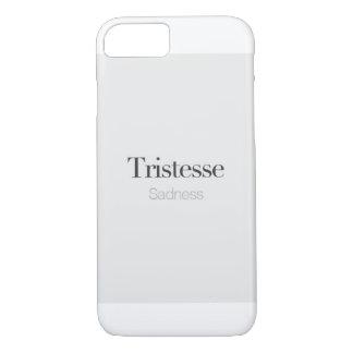 Sadness. iPhone 7 Case