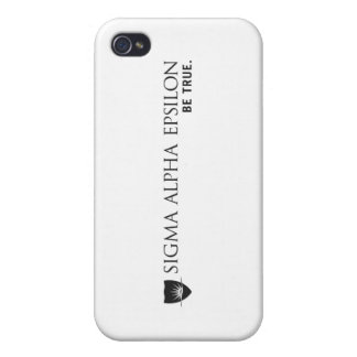 SAE Brand Black iPhone 4 Case