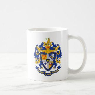 SAE Coat of Arms Color Coffee Mug