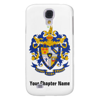 SAE Coat of Arms Color Galaxy S4 Case