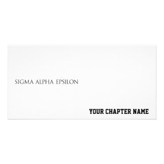 SAE Wordmark Card