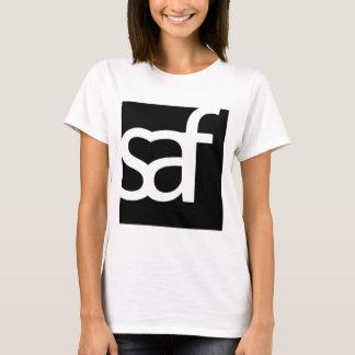 SAF logo T (front & back) T-Shirt