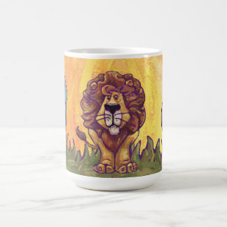 Safari Animal Mug