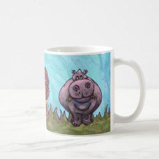Safari Animal Mug Blue
