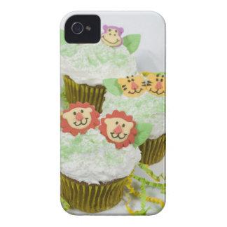 Safari animal party cupcakes. iPhone 4 covers