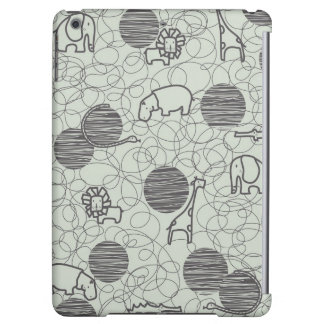safari animals 1 iPad air case