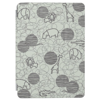 safari animals 1 iPad air cover