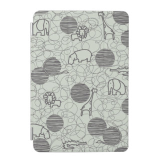 safari animals 1 iPad mini cover