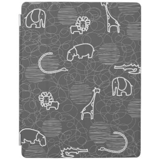 safari animals 5 iPad cover