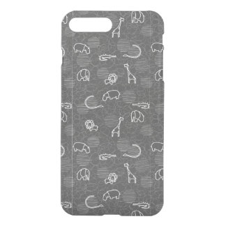 safari animals 5 iPhone 8 plus/7 plus case