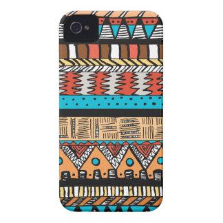 Safari Aztec Pattern Case-Mate iPhone 4 Cases