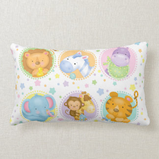 Safari Babies Lumbar Pillow