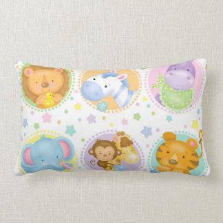 Safari Baby Lumbar Pillow